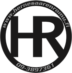Hernesaaren Romu Oy logo